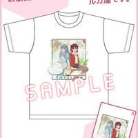ことのはアムリラート 「西尾雄太」コラボTシャツ(ポストカード付)