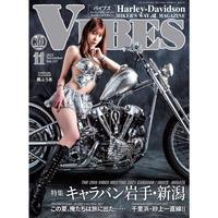 VIBES vol.337(2021年11月号)