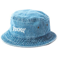 POCKET  Bucket hat DENIM