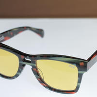 kush 80's pattern series/orange/bright orange