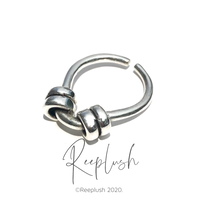 silver925 Adalee Ring/size:#13-15