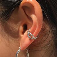 silver925 Gush Ear Cuff〈StyleNo.020319-14〉