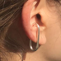 【ラスト1】silver925  Chook Earcuff/1P〈StyleNo.011202-20-re〉