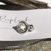【ラスト1点】silver925  Unique ring /size:#13〈StyleNo.011016-37〉