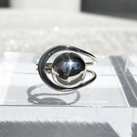 silver925 Universe Ring/size:#11-16