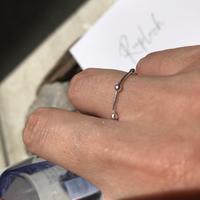 silver925 ring -Hexa-〈StyleNo.010724-62〉 size:#10