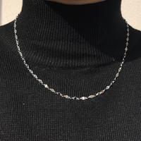 silver925 Prea chain Necklace/40cm〈Style No.020203-81〉