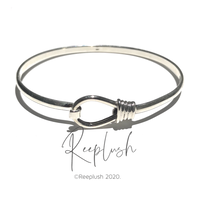 【ラスト1点】silver925 Ephemeral Bangle