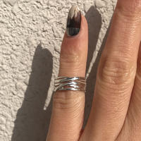 silver925 Freya Pinky Ring/size: SS〈StyleNo.020203-90〉