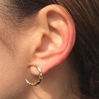 silver925 Crescent Moon Pierce<Style No.020203-92>