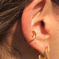 silver925 K18GP Nuance earcuff /1P〈StyleNo.011202-16-re〉