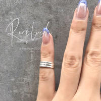silver925 Bonnie Pinky Ringg/size:S〈Style.No.020710-7〉