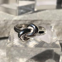 silver925 Bind Ring /size:S,M,L〈Style.No 011202-9〉