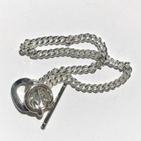 silver925 Chain Bracelet〈StyleNo.020319-16〉