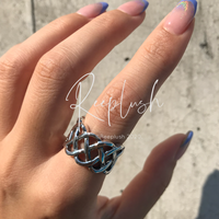 silver925 Maeve Ring/size:#13〈Style.No.020710-22〉