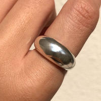 silver925 Plump Ring/size:#13〈StyleNo.010613-1〉