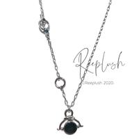 silver925 Hilary Necklace/49cm〈StyleNo.020710-13〉