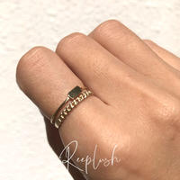 14K Ring - Hapi - <Style No. 4698 >