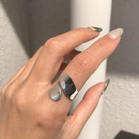 silver925 Wrap around Ring/size:S/M/L〈Style No.020319-26〉