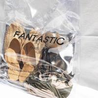 【last1】FANTASTIC PARIS PVC BAG