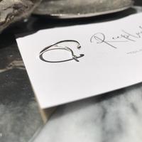 silver925 - Ibis Earcuff -〈StyleNo.010904-77〉silver/1peace
