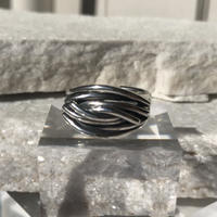 silver925  Bundle Ring /size:M,L〈Style.No 020203-19-re〉