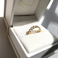 14K Ring - Hathor - <Style No.9676>