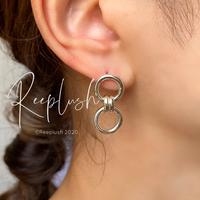 silver925 Haisley Pierce<Style No.020710-26>