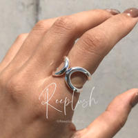 【unisex】silver925 Dorothy Ring/size:Free〈Style.No.020813-33〉