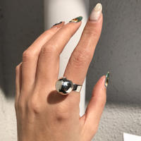 silver925 The Sun Ring/size:#13〈Style No.020319-3〉