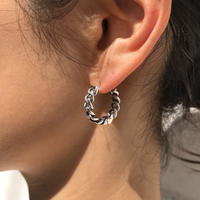 silver925 Chain Pierce <Style No.020319-29>