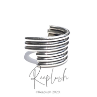 silver925 Posie Ring/size:#11,13