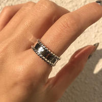 【 unisex】silver925 Maya Ring /size:S,M,L〈Style.No 020203-66〉
