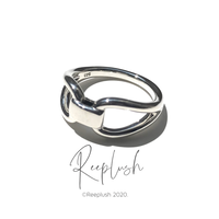 silver925 Katherine Ring/size:#9-17