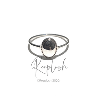 silver925 Thin Round Ring/size:S,M,L〈Style.No.020701-13〉