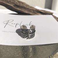silver925 ring - Phoenix ring -〈StyleNo.011016-11〉size:Free