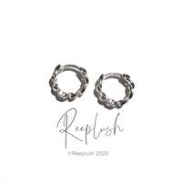 silver925 silver925 Very Little Chain Pierce<Style No.020701-19>