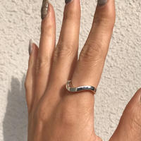 silver925 Noble Ring/Size:#13〈StyleNo.010613-10〉