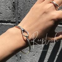 silver925 Ephemeral Bangle/M〈StyleNo.020611-10〉