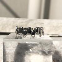 silver925 Kiki Ring /size:M,L〈Style.No 020203-108〉