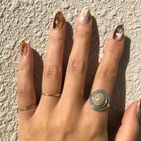 silver925 3Set Rings - Corallite Stone Ring Set -〈 StyleNo.011016-28-setrings8 〉