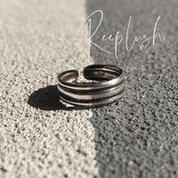 【ラスト1点】silver925 Toe Ring TypeB/size:Free〈Style.No.020611-5〉