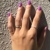 silver925  4Set Rings <Style No.010904-setrings6>