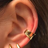 silver925 K18GP Dove Ear cuff /1P〈StyleNo.020203-88〉