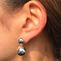 silver925 Twins Pierce<Style No.020203-28>