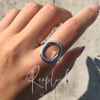 silver925 Oaklynn Ring/size:S,M,L〈Style.No.020710-20〉