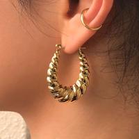 【ラスト1】silver925 K18GP Wanda Pierce <Style No.011202-90>