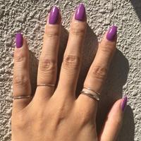 silver925 4Set Rings <Style No.010904-setrings2>