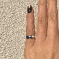 silver925 Taylor Pinky Ring/size:S〈StyleNo.020203-21〉