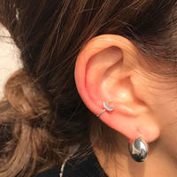 silver925 Lil Moon Ear cuff/1P〈StyleNo.020203-85〉
